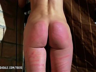 Nataly Gold- Slave For Bebts WHIPPING