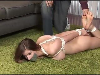Tied and hogtied